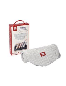 Чохол на подушку для вагітних і годуючих мам Big Flopsy - сірий