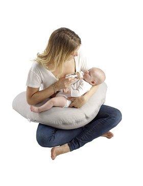 Подушка для вагітних і годуючих мам Big Flopsy - рожевий