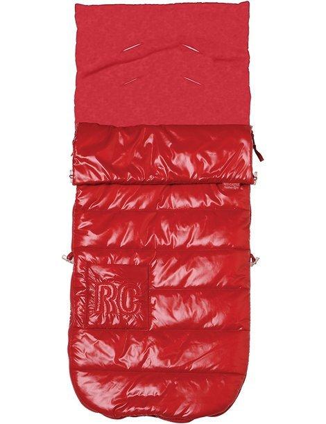 Конверт у коляску Feather Light - червоний, 081930