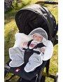 Конверт Babynomade Snug - сірий / 0-6 міс., 083408 - 5